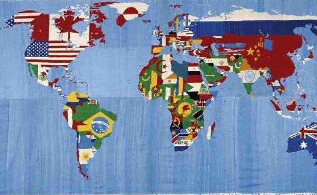 Mettere all'Arte il Mondo