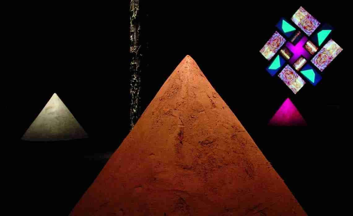 Brian Eno Museo Madre Napoli