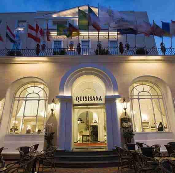 Hotel Quisisana - Capri