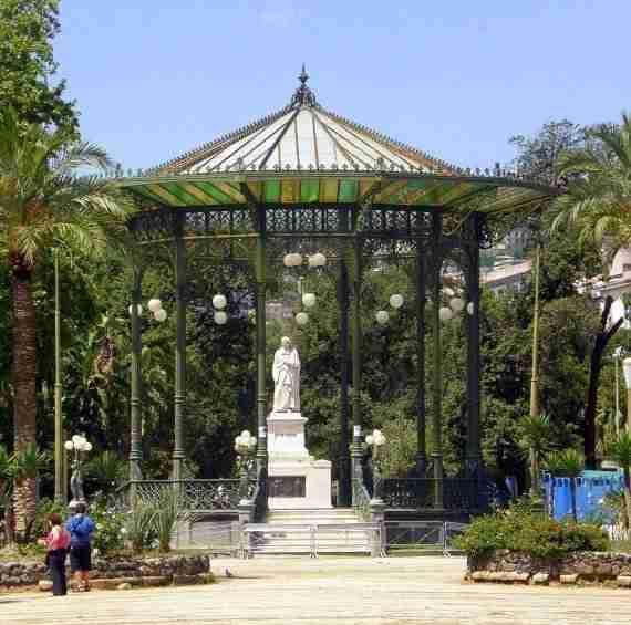 Location eventi Villa Comunale di Napoli