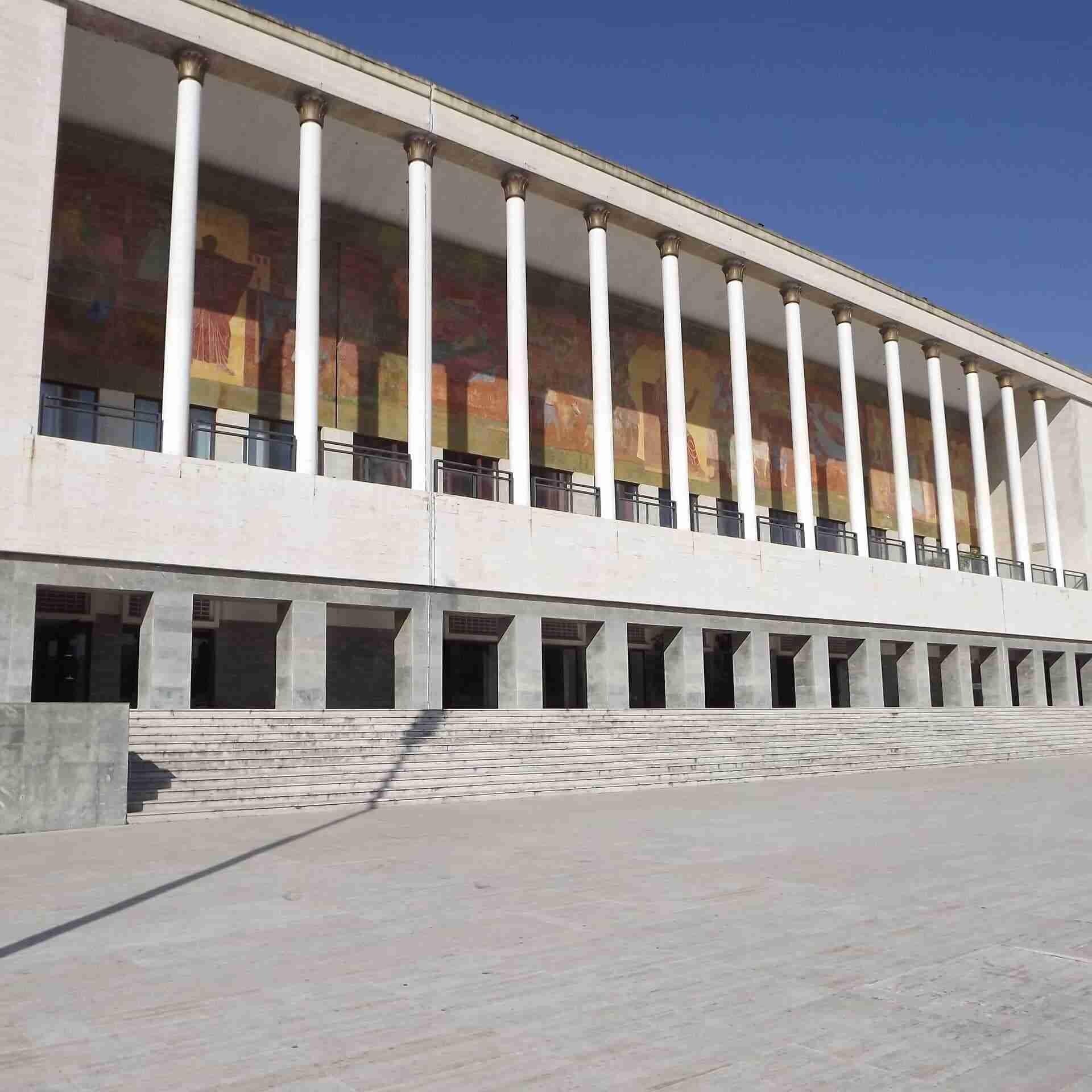 Facciata Teatro-Mediterraneo