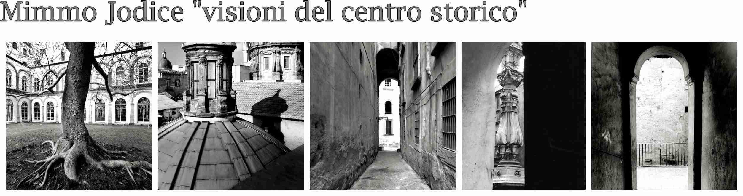 Scatti di Mimmo Jodice per la mostra Obiettivo Napoli. Napoli e il suo Centro Storico