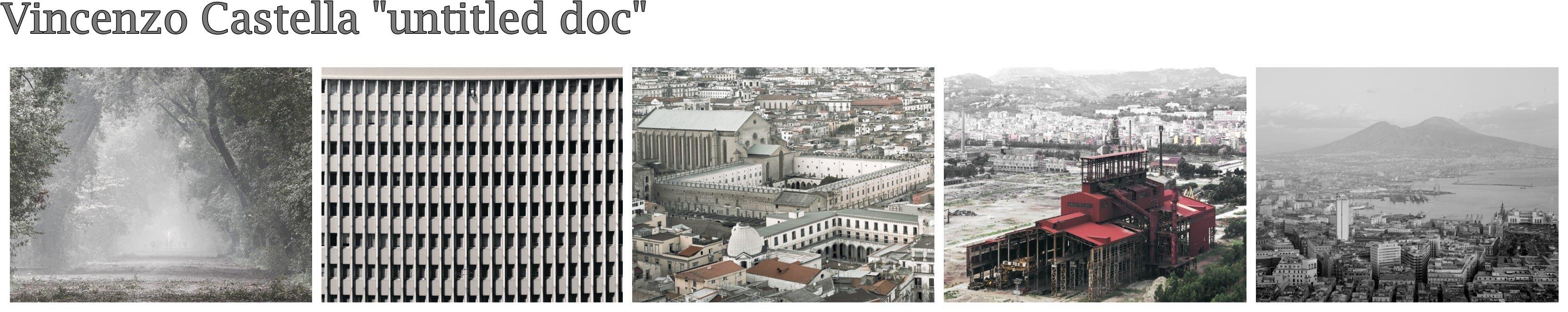 Scatti di Vincenzo Castella per la mostra Obiettivo Napoli.