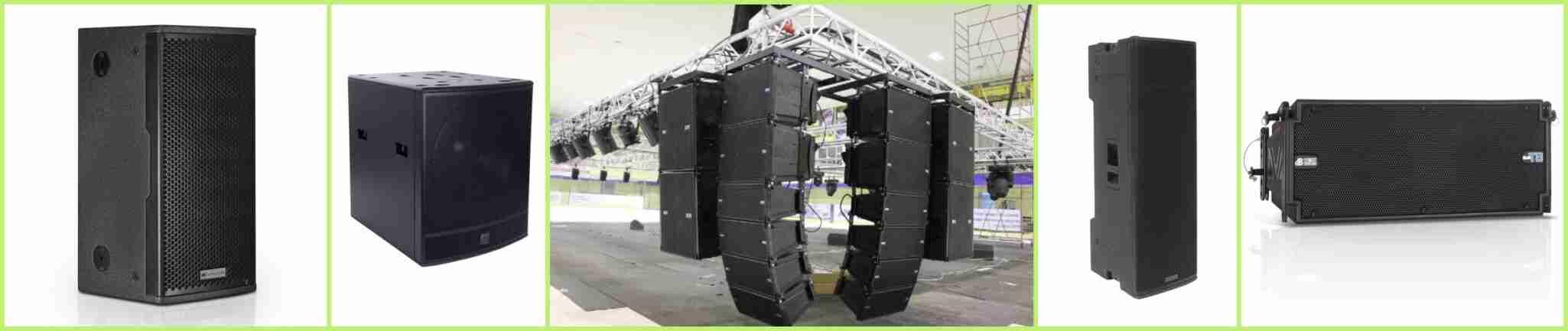 impianti audio per eventi